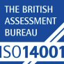 ISO 14001 The British Assessment Bureau